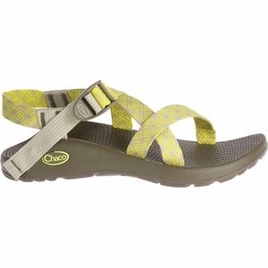 NWOT Chaco Z1 Sandals Florence Yellow Size 7